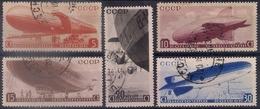 Russia 1934, Michel Nr 483-87, Used - 1923-1991 USSR
