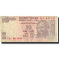 Billet, Inde, 10 Rupees, KM:95d, TTB - Inde