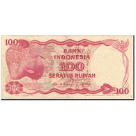 Billet, Indonésie, 100 Rupiah, 1984, KM:122b, TB+ - Indonésie