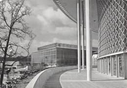 CPM - BRUXELLES - Exposition Universelle 1958 - Les Pavillons De L'U.R.S.S. Et De L'U.S.A. - Universal Exhibitions