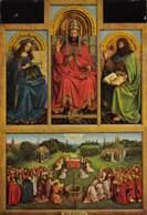 CPM - GENT - Sint-Baafskathedraal - Van Eyck - Het Lam Gods - Hoofdpanelen Van De Retabel - Gent