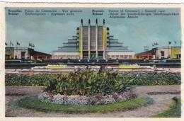 CARTOLINA - POSTCARD - BELGIO -  BRUXELLES - PALAIS DU CENTENAIRE - VUE GENERALE - Monumenti, Edifici