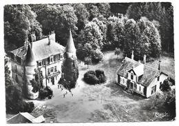 DONCHERY - Vue Aérienne - Le Château Du Sautou - Non Classés