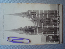 LA LOUVIERE : L'église SAINT-ANTOINE à BOUVY En 1906 - La Louvière