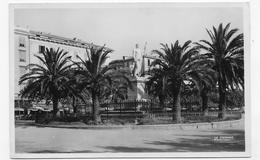 BASTIA - N° 3016 - STATUE DE NAPOLEON 1er - FORMAT CPA VOYAGEE - Bastia
