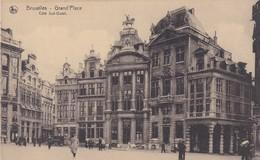 CARTOLINA - POSTCARD - BELGIO -  BRUXELLES - GRAND' PLACE - COTè SUD - OUEST - Monumenti, Edifici