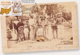 Australia 2019  Welcome Stranger Gold 1869 Maximum Card - Cartes-Maximum (CM)