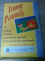 Affiche - Auch Territoir Et Patrimoine - Afiches