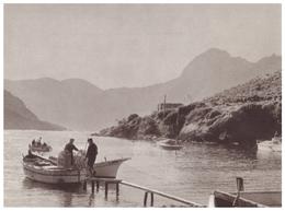 1970 - Héliogravure - Osani (Corse) - Le Débarcadère De Girolata - FRANCO DE PORT - Vieux Papiers