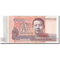 Billet, Cambodge, 100 Riels, 2014, KM:65, NEUF - Cambodia