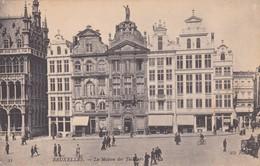 CARTOLINA - POSTCARD - BELGIO -  BRUXELLES - LA MAISON DES TAILLEURS - Monumenti, Edifici