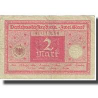 Billet, Allemagne, 2 Mark, 1920, 1920-03-01, KM:60, TTB - [ 3] 1918-1933 : République De Weimar