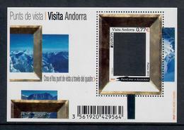 ANDORRA FRANCESE 2012 -  EUROPA  FGL  - MNH ** - Andorra Francese