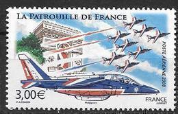 France 2008 Poste Aérienne N° 71, Patrouille De France, à La Faciale - Poste Aérienne