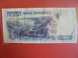 INDONESIE 1000 RUPIAH 1992 CIRCULER - Indonésie