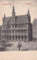 CARTOLINA - POSTCARD - BELGIO -  BRUXELLES - LA MAISON DU ROI - Monumenti, Edifici