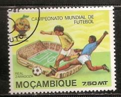 MOZAMBIQUE OBLITERE - Mozambique