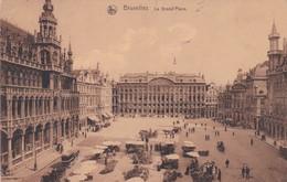 CARTOLINA - POSTCARD - BELGIO -  BRUXELLES - LA GRAND' PLACE - Monumenti, Edifici