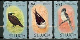Sainte-Lucie, Yvert 395a/401a, MNH - St.Lucie (1979-...)