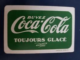 Coca Cola Une Carte à Jouer Jeu Cartes - Other