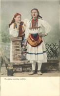 CROATIE , HRVATSKA NARODNA NOŠNJA  , * 396 29 - Croatie