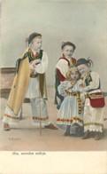 CROATIE , HRVATSKA NARODNA NOŠNJA  , * 396 30 - Croatie