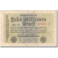 Billet, Allemagne, 10 Millionen Mark, 1923, KM:106a, TTB+ - [ 3] 1918-1933: Weimarrepubliek