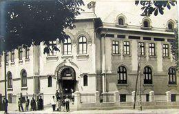CARACAL 1920, Palatul BANCA Nationala, Animata, Rara Necirculata - Romania