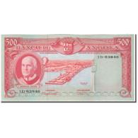 Billet, Angola, 500 Escudos, 1962-06-10, KM:95, NEUF - Angola