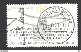 Deutschland, 2001, Mi.-Nr. 2214, Gestempelt - BRD