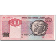 Billet, Angola, 500 Kwanzas, 1984-01-07, KM:120A, SUP - Angola