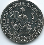 Australia - Elizabeth II - 20 Cents - 2015 - 800th Anniversary Of Magna Carta - Only 30,000 Minted - Monnaie Décimale (1966-...)