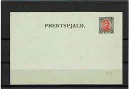 FRAL3- ISLANDE CARTE POSTALE 4aur MICHEL P67 NEUVE - Entiers Postaux