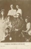 RUSSIE ,  Famille Impériale De Russie ,  Tsar Nicolas II , * 397 21 - Russia