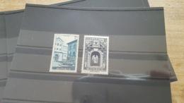 LOT 449894 TIMBRE DE MONACO NEUF** N°369/370 VALEUR 16,5 EUROS - Monaco