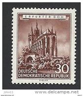 DDR, 1955, Michel-Nr. 495, **postfrisch Mit Falz - Nuevos