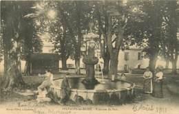 12 , SYLVANES-LES-BAINS , Fontaine Du Parc , * 398 87 - Frankrijk