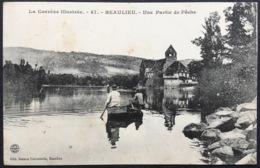 La Corrèze Illustrée - 47. Beaulieu - Une Partie De Pêche - France
