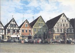 AK-31702  - Neustadt Aisch - Marktplatz  Teilansicht - Neustadt Waldnaab