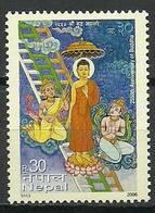 Nepal 2006 Mi 879 MNH ( ZS8 NPL879dav104 ) - Nepal