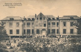 CPA - Belgique - Kalmthout - Heide-Calmphout - Diesterweg'Schoolvilla - Kalmthout