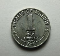 Maldives 1 Rufiyaa 1990 - Maldives