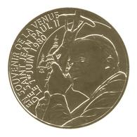 Monnaie De Paris , 2014 , Paris , Sacré Coeur De Montmartre , Venue De Jean-Paul II Le 1 Juin 1980 - Autres
