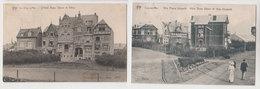2 Cpa De Haan 1911 - De Haan