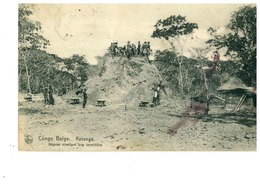 CONGO BELGA BELGE KATANGA - Congo Belge - Autres