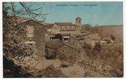 CPA - MALBOSC (Ardèche) - Vue Générale - France