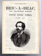 GB  London  1887  / Revue  1 Ex Bric -A-Brac : The Collector Manual  June 1887  Special Jubilee Double Number - Zeitschriften