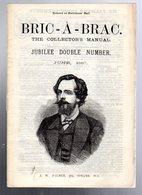 GB  London  1887  / Revue  1 Ex Bric -A-Brac : The Collector Manual  June 1887  Special Jubilee Double Number - Inglesi (prima Del 1940)