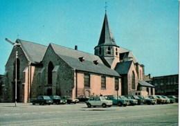 Zwijndrecht   Kerk  H. Kruis  Oldtimers / Car - Zwijndrecht