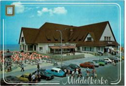 Middelkerke Kursaal Casino  Cars / Oldtimers - Middelkerke